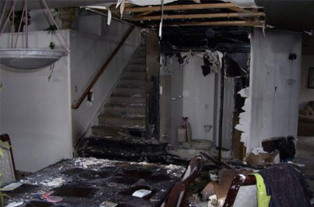 Bentonville-Arkansas-smoke-damage-restoration